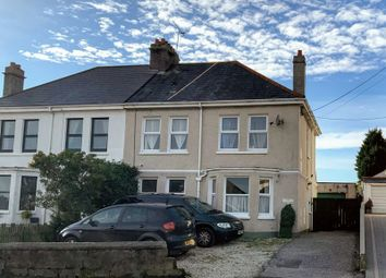 Thumbnail 4 bed semi-detached house for sale in Slades Road, St. Austell
