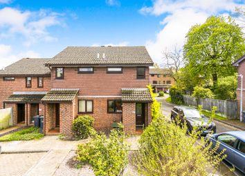 Thumbnail 1 bed end terrace house for sale in White Oak Close, Tonbridge