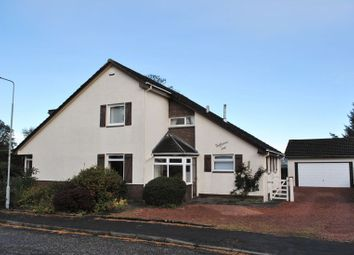 Thumbnail 3 bed detached house to rent in Scarletmuir, Lanark