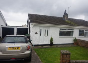 Thumbnail 2 bed detached bungalow for sale in Gaerwen Uchaf Estate, Gaerwen