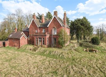 Thumbnail 6 bed detached house for sale in Station Road, Ibstock