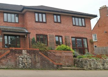 Thumbnail 2 bed flat for sale in George Lane, Marlborough, Wiltshire