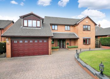 Thumbnail 5 bed detached house for sale in Briksdal Way, Lostock, Bolton