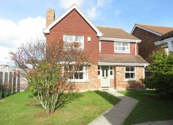 Thumbnail 4 bedroom detached house for sale in Hamfield Drive, Hayling Island