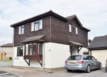 Thumbnail 3 bed detached house for sale in Golding Thoroughfare, Chelmer Village, Chelmsford, Essex