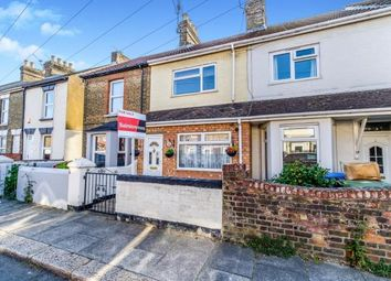 Thumbnail 2 bed terraced house for sale in Harold Road, Sittingbourne, Kent