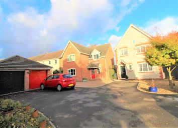 Thumbnail 3 bed detached house for sale in Palmers Drive, Ely, Cardiff