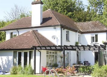 Thumbnail 6 bed detached house to rent in Arnewood Bridge Road, Sway