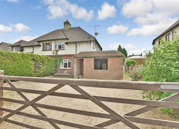 Thumbnail 3 bed semi-detached house for sale in Guildford Road, Effingham, Leatherhead, Surrey