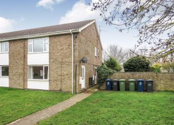 Thumbnail 2 bed flat to rent in Hill Rise, St. Ives, Huntingdon
