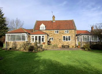Thumbnail 3 bed detached house for sale in Thirlby, Thirsk