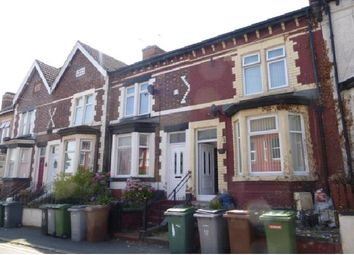 Thumbnail 2 bed terraced house to rent in Wright Street, Wallasey