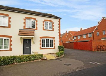 Thumbnail 3 bed end terrace house for sale in Pitt Close, Swindon, Wiltshire