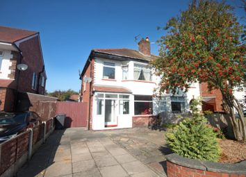 Thumbnail 3 bed semi-detached house for sale in Lexton Drive, Southport