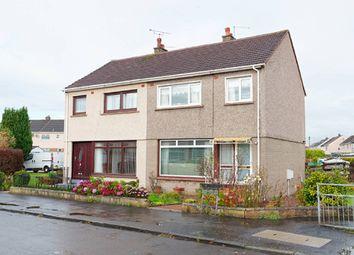 Thumbnail 3 bed semi-detached house for sale in Gargrave Avenue, Baillieston, Glasgow