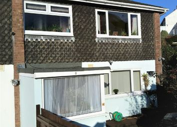 Thumbnail 3 bed end terrace house for sale in Mount Road, Brixham