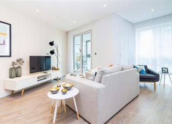 Thumbnail 1 bed flat to rent in Aldgate Place, Wiverton Tower, London