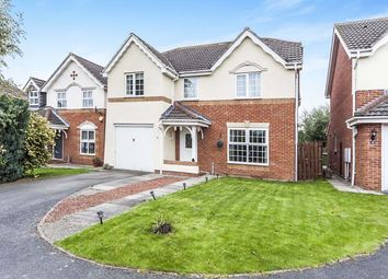 Thumbnail 5 bed detached house for sale in Pease Court, Eaglescliffe, Stockton-On-Tees