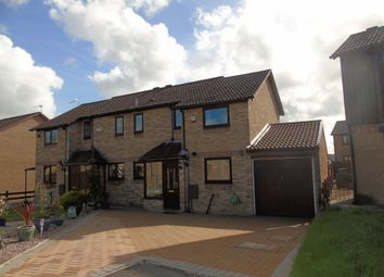 Thumbnail 3 bed semi-detached house for sale in Magnolia Way, Llantwit Fardre, Pontypridd