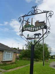 Thumbnail 5 bed detached house to rent in Gote Lane, Gorefield, Wisbech