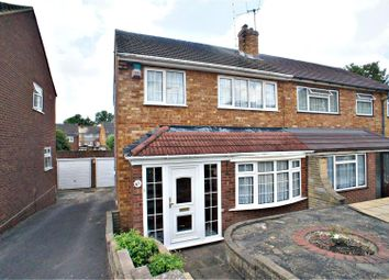 Thumbnail 3 bed semi-detached house for sale in Stonyshotts, Waltham Abbey