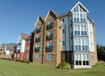 Thumbnail 2 bed flat to rent in Wherry Close, Margate