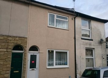 Thumbnail 3 bedroom terraced house to rent in Binsteed Road, Portsmouth