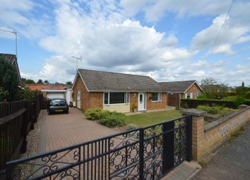 Thumbnail 3 bed detached bungalow for sale in Woodhill Rise, New Costessey, Norwich