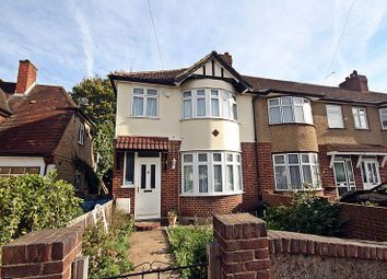 Thumbnail 3 bed end terrace house for sale in Cedar Avenue, Hayes