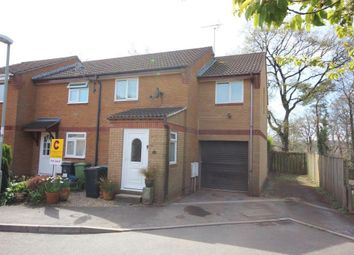 Thumbnail 4 bed semi-detached house for sale in Prince Rupert Way, Heathfield, Newton Abbot