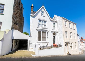 Thumbnail 4 bed end terrace house for sale in Mount Durand, St. Peter Port, Guernsey