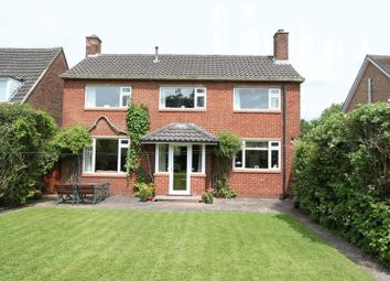 Thumbnail 4 bed detached house for sale in Camborne Crescent, Newcastle-Under-Lyme