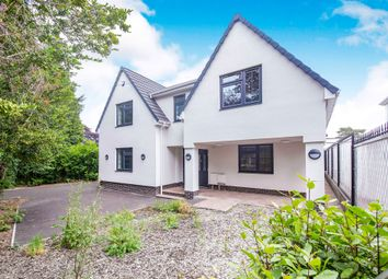 Thumbnail 8 bedroom detached house for sale in Stoughton Drive South, Oadby, Leicester