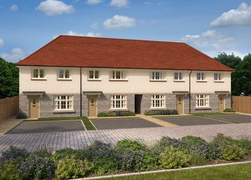 Thumbnail 4 bed terraced house for sale in Glenwood Park, Glenwood Farm, Barnstaple, Devon