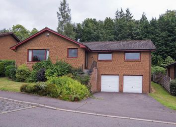 Thumbnail 4 bed detached house for sale in Hopetoun Drive, Bridge Of Allan, Stirling, Scotland