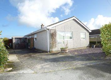 Thumbnail 3 bed bungalow for sale in Bryn Llwyd Estate, Llanfaethlu, Holyhead, Sir Ynys Mon