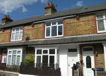 Thumbnail 2 bed terraced house to rent in Fairlight Avenue, Ramsgate