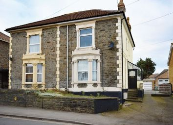 Thumbnail 2 bed flat to rent in First Floor Flat, Downend Road, Kingswood, Bristol
