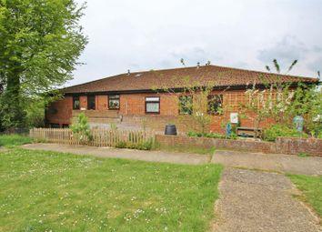 Thumbnail 1 bed maisonette for sale in Charledown Close, Overton, Basingstoke