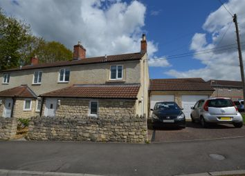Thumbnail 3 bedroom semi-detached house for sale in Ham Gardens, Midsomer Norton, Radstock