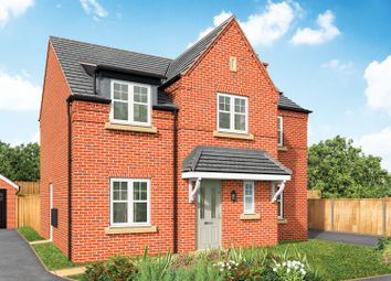Thumbnail 4 bed detached house for sale in Ampthill Road, Kempston Hardwick, Bedford
