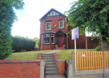 Thumbnail 4 bed detached house for sale in St. Lesmo Road, Edgeley