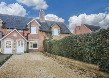 Thumbnail 2 bedroom cottage for sale in The Green, Aston Abbotts, Aylesbury