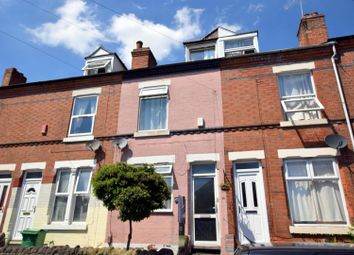 Thumbnail 3 bed terraced house for sale in St. Pauls Avenue, Nottingham