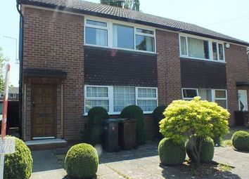 Thumbnail 2 bed maisonette to rent in Broomfields Farm Road, Solihull