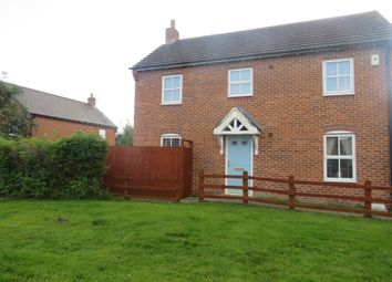 Thumbnail 3 bed detached house for sale in Oak Tree Drive, Witham St. Hughs, Lincoln