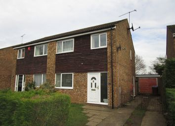 Thumbnail 3 bedroom semi-detached house for sale in The Paddocks, Welwyn Garden City