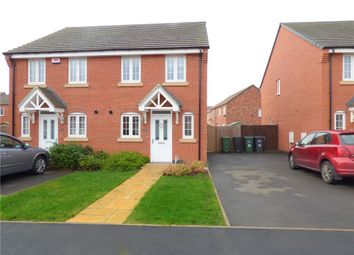 Thumbnail 2 bed semi-detached house for sale in Skitteridge Wood Road, Derby, Derbyshire
