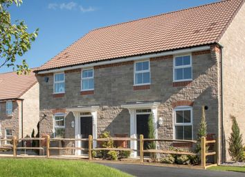 "Thumbnail 3 bed semi-detached house for sale in ""Ashurst"" at Langport Road, Somerton"