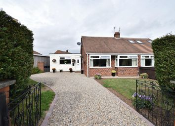 Thumbnail 2 bed semi-detached bungalow for sale in Low Lane, Brookfield, Middlesbrough
